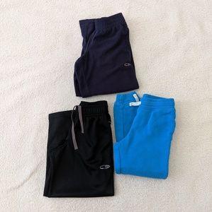 3 Pc bundle Jogger Pants
